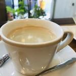 ママのえらんだ元町ケーキ - コーヒーは、深炒りを選びました(2018.11.24)