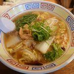97163937 - 辛口白菜ラーメン 730円
