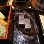 天満橋 吉安 - 手作りミニ甘味 水羊羹