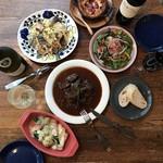 ドットキッチンアンドバー - 冬のおすすめコースメニューの一例