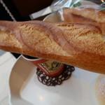 フランスベ-カリー - (世界が愛した)フランスパン:320円