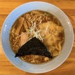 97168501 - ワンタン麺(魚介系)