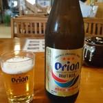南国亭 - オリオン 瓶ビール(18-11)