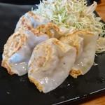 南国亭 - 焼餃子 \500(18-11)