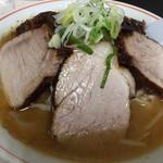 ラーメン専門 つるや - 料理写真:味噌野菜チャーシュー