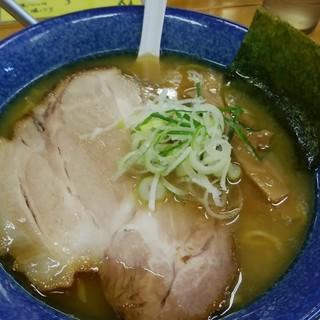 らーめん本丸 - 料理写真:塩750円