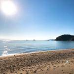 ワンオフカフェ - 新舞子浜。