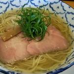 自家製麺 TERRA - 料理写真:塩クリア。