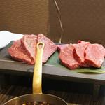 サトブリDA - ヒレ肉2種