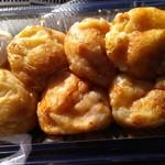 ポパイ - 料理写真:たこ焼き(6個入り)しょうゆ 350円