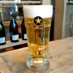 ニクバルダカラ - 生ビール1