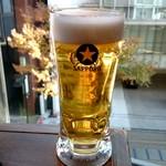 ニクバルダカラ - 生ビール2