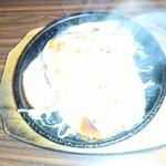 居酒屋 大漁 - ハムエッグ 380円