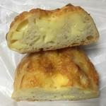 ブーランジェリー 14区 - チーズフランス-断面
