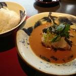 鯛匠 HANANA - 料理写真:鯛茶漬け
