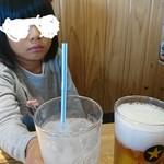 魚輝水産 - 久しぶりの乾杯(*´-`)