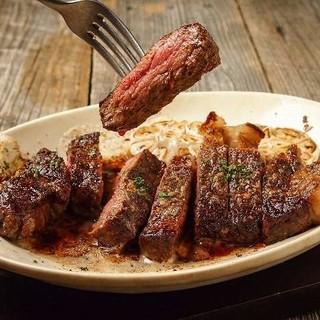 ガッツリ!肉も魚も……食欲そそる至高の『バター焼き』!!