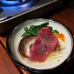 九州地鶏屋 鍋弁慶 - お出汁旨っ!