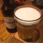 炭火焼ソーセージ酒場Salumeria - ヒューガルデン