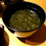97184004 - お味噌汁