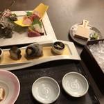 赤沢温泉ホテル - 料理写真: