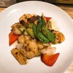 呉さんの台湾料理 - 豆鼓蝦仁