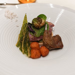 ナベノ-イズム - フランス産ブレスビジョン胸肉を64度で真空調理してコンフィに、