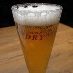 遊食屋 わらべえ - 生ビール