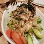 シーズン・ダイナー喜代 - サラダ