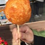 小田原 籠淸 - 料理写真:チーズ揚げです ね、美味しそうでしょ!