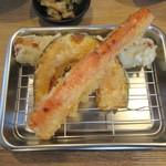 天ぷら さいとう 博多 - 野菜天