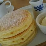 97198965 - クラシックパンケーキ★ブレンドコーヒー