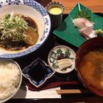 出汁さんろくぼう - ★★★★ カレイの煮付け定食