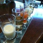 クローチェ - モーニング-5種類の健康野菜ジュース