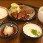 うまい牛たん 東山 - 2008年12月訪問時