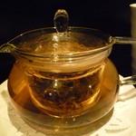 北新地 中国料理 星華 - ☆中国茶…鳳凰単叢蜜蘭香(^o^)丿☆