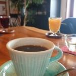 サロン ド テ クリハラ - コーヒー