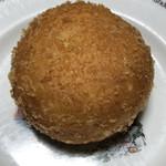 パンハウス麦畑 - ビーフカレーパン@150円