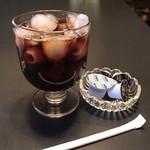 97201998 - ☆味わいあるアイスコーヒー♪(税込400円)