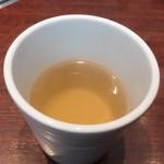 焼肉トラジ - コーン茶