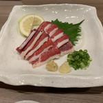 旬菜串焼き 彩 - 馬刺し(フタエゴ)