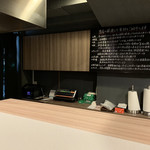 旬菜串焼き 彩 - 厨房