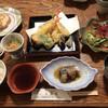 多津味 - 料理写真:天ぷら定食