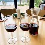 97205019 - 赤ワイン(デキャンタ)