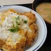 かつや - 料理写真:ひれかつ丼ととん汁(大)
