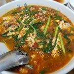 餃子舗 北京 - タンタンメン ニュータンタンとは似て非なる麺