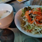 アナンダー - サラダとチキンスープ
