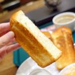 プロント - モーニングトーストセット(440円)