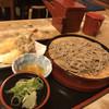 吉村屋 - 料理写真:えび天ざる