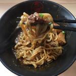 キブサチ - ビーフシチューまぜっ 麺リフト